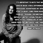 Jimmy Petruzzi quotes 1